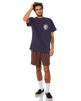 NAVY MENS CLOTHING MISFIT TEES - MT093005NVY