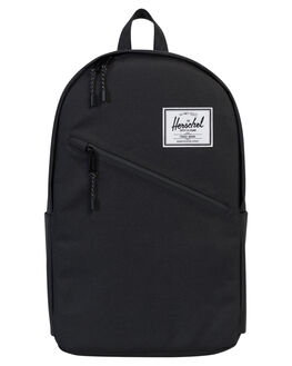 BLACK MENS ACCESSORIES HERSCHEL SUPPLY CO BAGS - 10264-00001-OSBLK