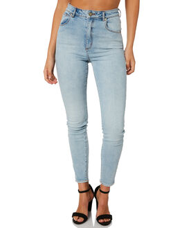 CRUSH WOMENS CLOTHING A.BRAND JEANS - 71373-4272