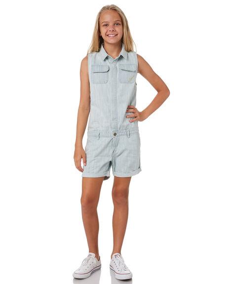 ACID BLUE OUTLET KIDS MUNSTER KIDS CLOTHING - MM192JS02ACIDB