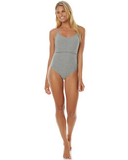 GREY MARLE WOMENS SWIMWEAR RHYTHM ONE PIECES - SW-304GRY
