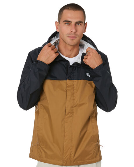 UTILITY BROWN BLACK MENS CLOTHING THE NORTH FACE JACKETS - NF0A2VD3YW2