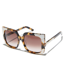 TORT WHITE GOLD WOMENS ACCESSORIES PARED EYEWEAR SUNGLASSES - PE1603WTTRGLD