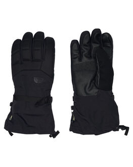 TNF BLACK BOARDSPORTS SNOW THE NORTH FACE GLOVES - NF0A334AJK3BLK
