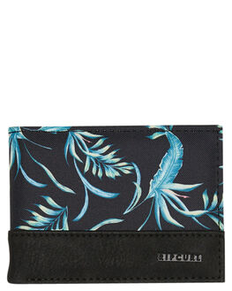 BLACK GREEN MENS ACCESSORIES RIP CURL WALLETS - BWULH14023
