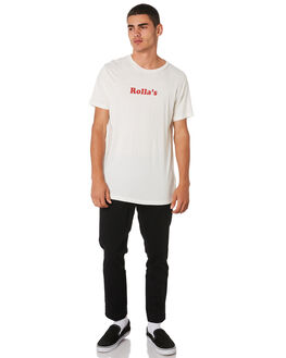 OFF WHITE MENS CLOTHING ROLLAS TEES - 155512