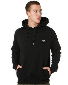 BLACK MENS CLOTHING DICKIES JUMPERS - K1190501BK