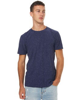 BLUE NEPS MENS CLOTHING DR DENIM TEES - 1611131BLNPS