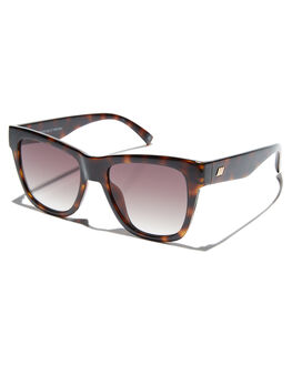 TORT WOMENS ACCESSORIES LE SPECS SUNGLASSES - LSP1802464TOR