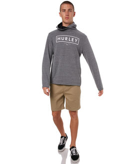 WOLF GREY MENS CLOTHING HURLEY JUMPERS - 895093012