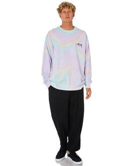 PASTEL MENS CLOTHING STUSSY JUMPERS - ST005201PSTL