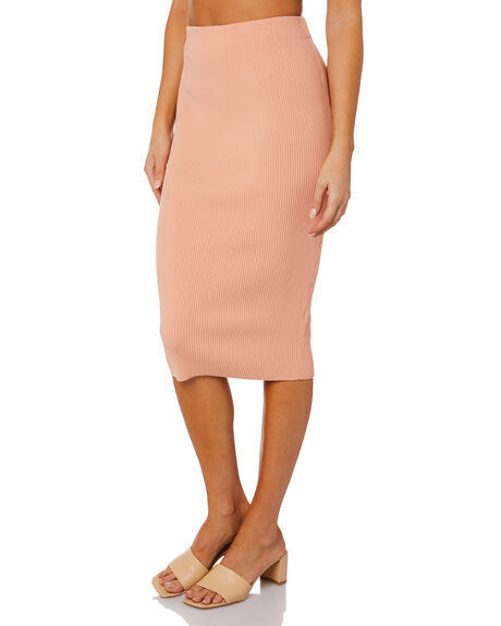 PEACH WOMENS CLOTHING MINKPINK SKIRTS - MP2008830PCH