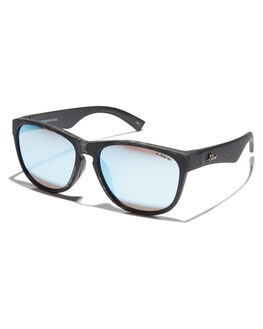 WIRE BRUSH BLACK MENS ACCESSORIES LIIVE VISION SUNGLASSES - L0574BBRBLK