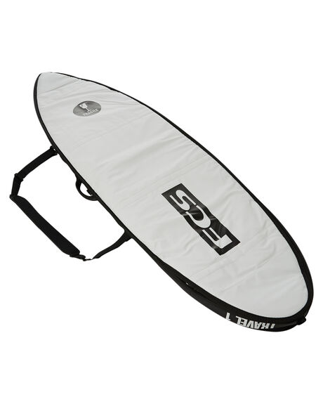 BLACK GREY BOARDSPORTS SURF FCS BOARDCOVERS - BT1-067-AP-BGYBLKGR