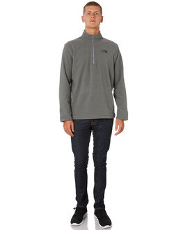 MEDIUM GREY HEATHER MENS CLOTHING THE NORTH FACE JUMPERS - NF00C744DYY
