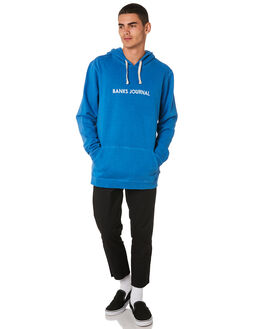 COBALT MENS CLOTHING BANKS JUMPERS - WFL0175CBT