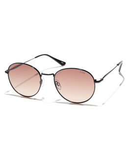 BLACK WOMENS ACCESSORIES LIIVE VISION SUNGLASSES - L0599BBLK