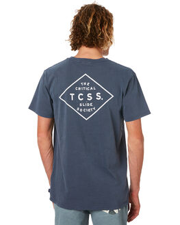 INK MENS CLOTHING THE CRITICAL SLIDE SOCIETY TEES - TE1839INK