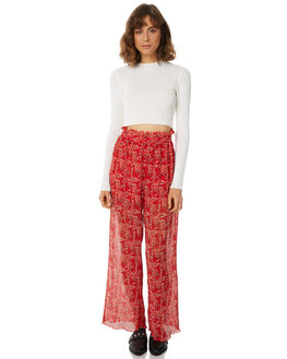 MULTI WOMENS CLOTHING THE FIFTH LABEL PANTS - 40180432-10SCAR