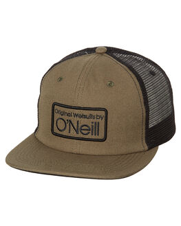 OLIVE MENS ACCESSORIES O'NEILL HEADWEAR - 4012304OLV