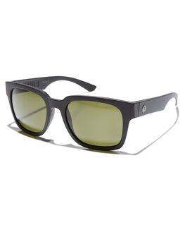 POLARISED GREY MENS ACCESSORIES ELECTRIC SUNGLASSES - EE16801042PLGRY