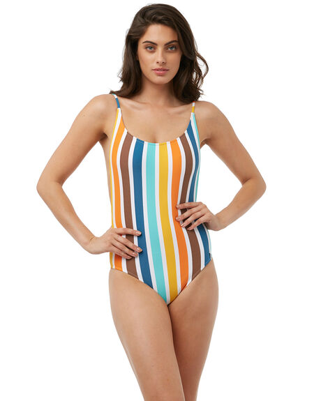 TANGELO OUTLET WOMENS RHYTHM ONE PIECES - JAN18W-SW05TAN
