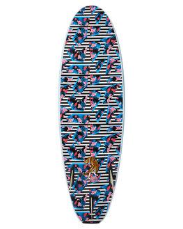 SKY BLUE BOARDSPORTS SURF CATCH SURF SOFTBOARDS - ODY60JOBSBLU