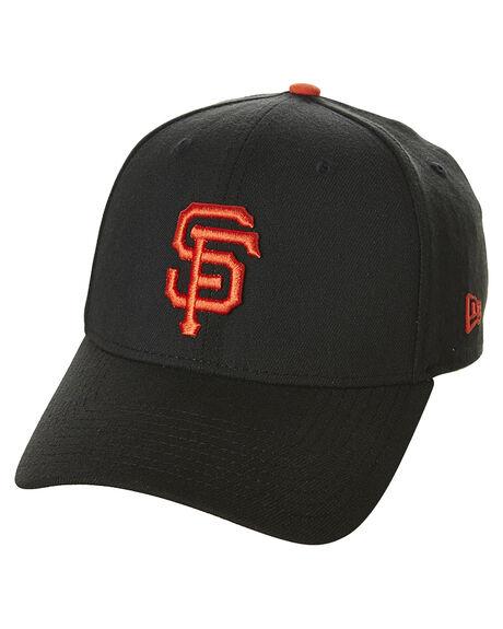 65b6cc03434d5 New Era San Francisco Giants Fitted Cap - Black