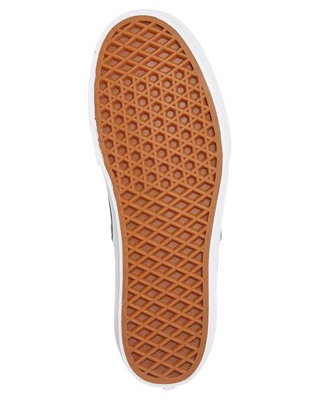 CHECKERBOARD WOMENS FOOTWEAR VANS SNEAKERS - SSVNA3AV8QXHW