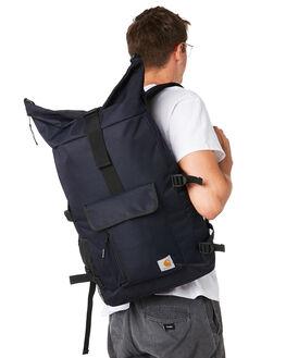 DARK NAVY MENS ACCESSORIES CARHARTT BAGS + BACKPACKS - I0261771C