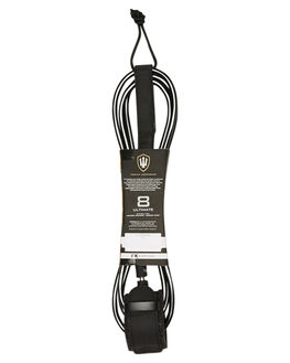 BLACK BOARDSPORTS SURF FK SURF LEASHES - 1253BLK