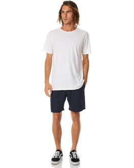 NAVY MENS CLOTHING SWELL BOARDSHORTS - S5164231NVY