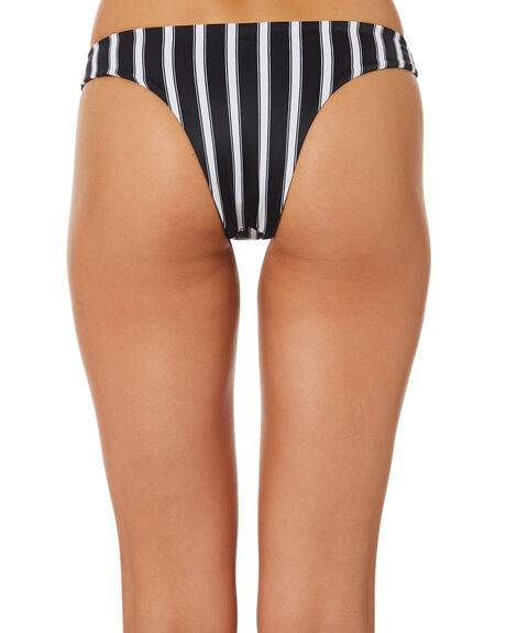 BLACK SANDS OUTLET WOMENS TORI PRAVER BIKINI BOTTOMS - 1R18SBVISS-BKS