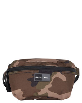 CAMO MENS ACCESSORIES RVCA BAGS + BACKPACKS - R391457ACAM