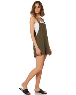 MOSS WOMENS CLOTHING ELEMENT PLAYSUITS + OVERALLS - 284877M08
