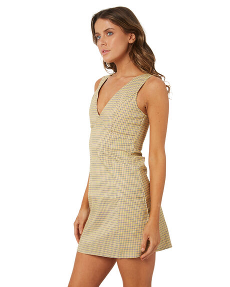 MULTI YEL OUTLET WOMENS MINKPINK DRESSES - MP1802463MULT