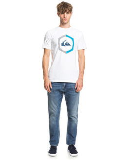 LOST BLUE MENS CLOTHING QUIKSILVER JEANS - EQYDP03422-BNGW