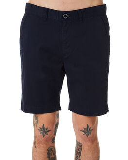 DEEP BLUE MENS CLOTHING DR DENIM SHORTS - 1340110-204