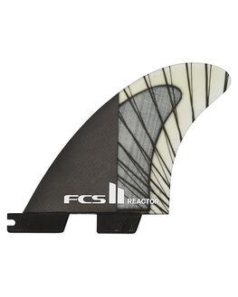 CHARCOAL SURF HARDWARE FCS FINS - FREA-CC02-TS-RCHAR