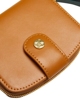 COGNAC WOMENS ACCESSORIES SANCIA PURSES + WALLETS - 148BCOG