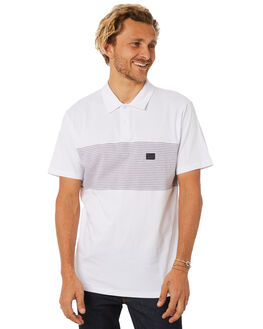 WHITE MENS CLOTHING BILLABONG SHIRTS - 9582144WHT