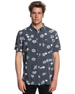 IRON GATE CHERRY POP MENS CLOTHING QUIKSILVER SHIRTS - EQYWT03727KZM6