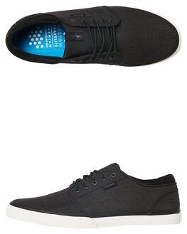 BLACK CHAR MENS FOOTWEAR KUSTOM SNEAKERS - 4984108BCHAR