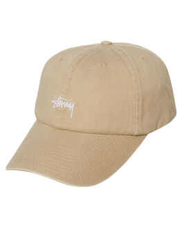 LIGHT SAND MENS ACCESSORIES STUSSY HEADWEAR - ST796003SAND