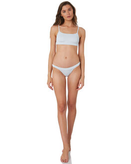 POWDER BLUE WOMENS SWIMWEAR ZULU AND ZEPHYR BIKINI SETS - ZZ2813PWDB