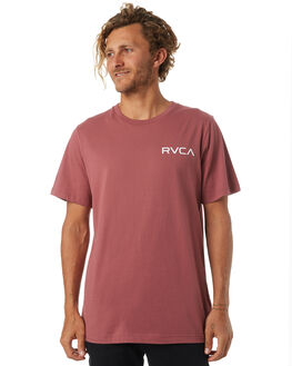 GLAZED GINGER MENS CLOTHING RVCA TEES - R172060GGNGR