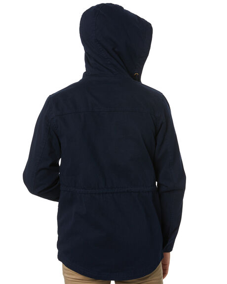 NAVY KIDS BOYS SWELL JUMPERS + JACKETS - S3172381NAVY