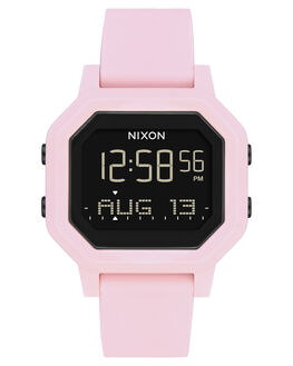 PALE PINK WOMENS ACCESSORIES NIXON WATCHES - A1210-3154