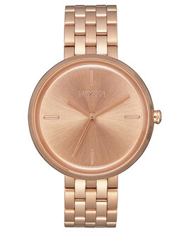 ALL ROSE GOLD WOMENS ACCESSORIES NIXON WATCHES - A1171897