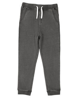 GRAPHITE KIDS BOYS ALPHABET SOUP PANTS - AS-KFA8277GRAPH